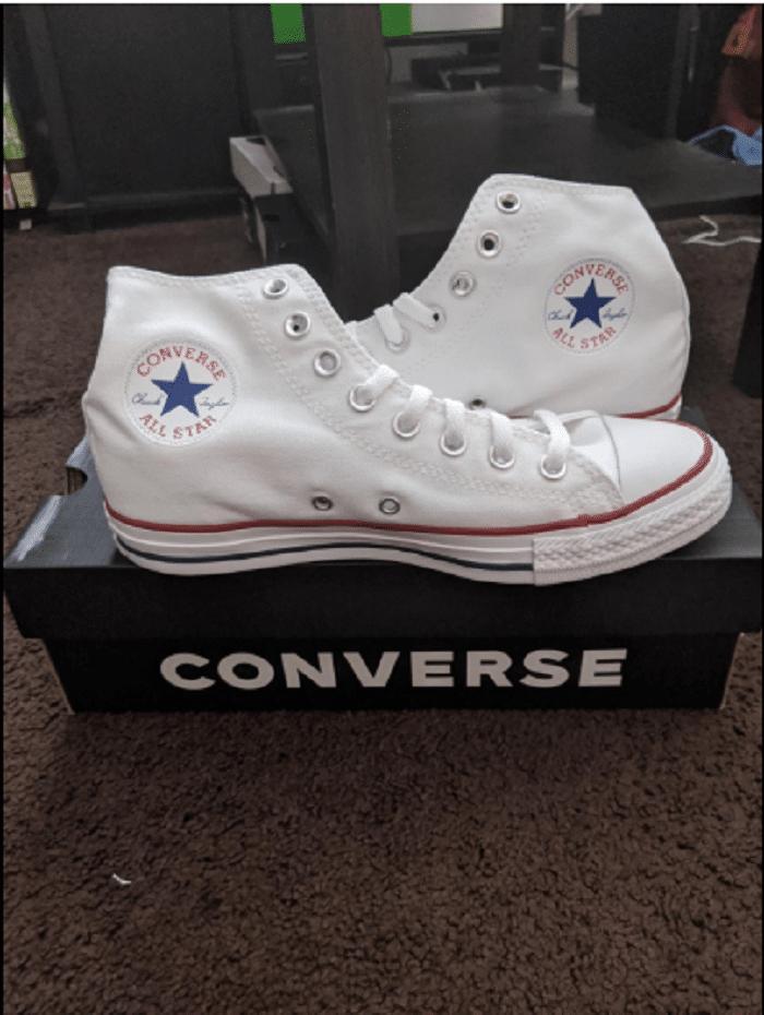 Converse Chuck Taylor All Star Canvas High Top Sneake