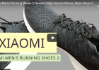 Xiaomi Men's Running Shoes 2 Review | Mijia Sports Shoes | Best shoes for Jogging and Running