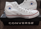 Converse Chuck Taylor All Star Canvas High Top Sneake