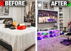 EXTREME Sneaker Room Makeover With Sneaker Throne Display Cases