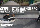Vans Kyle Walker Pro Skate Shoes Wear Test Review