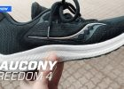 REVIEW: Saucony Freedom – An elite midsole in a everyday running shoe!