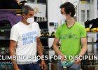 3 climbing shoes for 3 disciplines | Adam Ondra visited La Sportiva