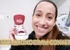 Making Custom Converse | Monogram Converse DIY | Melco EMT16X